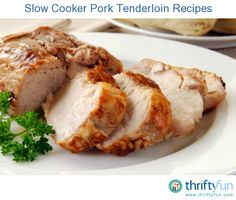 This page contains slow cooker pork tenderloin recipes. Try cooking a pork tenderloin in your crockpot; there are a lot of great recipes.