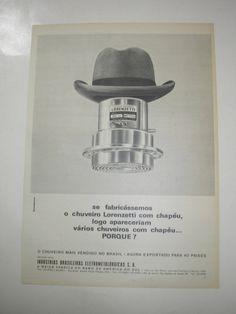( l - 290/ g ) propaganda antiga chuveiro lorenzetti
