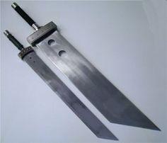 Cloud's Buster Sword