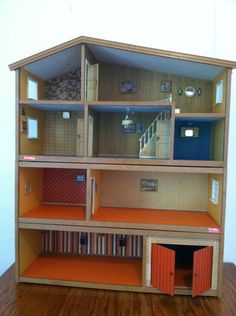 vintage lundby dollhouse j'avais la meme