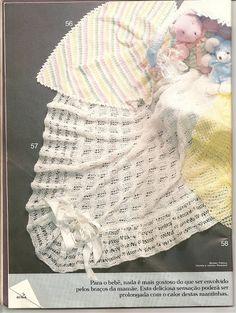 revista bebe em tricô, crochê e tunisiano - vandamaria gross - Picasa Web Albums