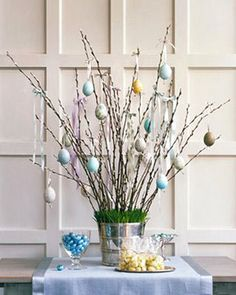 Country Style Chic: Pastel Easter Prettiness