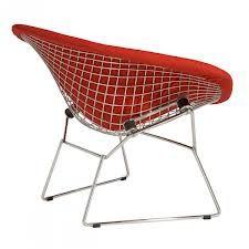 Zoom sur... Harry Bertoia Diamond chair
