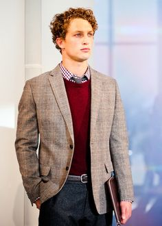@Daniel Story, i found your male model stunt double and he is wearing banana republic