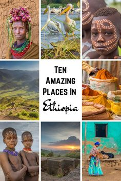 Ethiopia is an incredibly diverse country with tribes unchanged for thousands of years, carved stone churches, amazing people and a stunning landscape. On my travel with list! Ethiopia Travel, Africa Travel, Travel List, Travel Advice, Travel Plan, Travel Info, Travel Ideas, Travel Stuff, Travel Guide