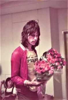 Jeff Beck in Japan, 1975