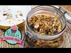 Granola / Müsli Nasıl Yapılır? | Ayşenur Altan Yemek Tarifleri - YouTube