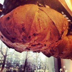 Panettoni Gocce di Cioccolato - forse non lo sai ma lievitano così, a testa in giù come i pipistrelli!;D