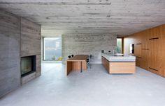 HOUSE GR Abbondio Switzerland Wespi & DeMeuron, 2012