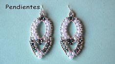 DIY - Pendientes de princesa -DIY - Princess earrings -