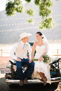 San Bernardino Ranch Wedding by New Love Photography.