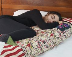 Αποτέλεσμα εικόνας για body pillow fleece pockets
