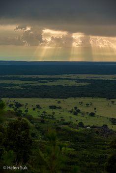 queen elizabeth national park, uganda, uganda travel, travel in uganda