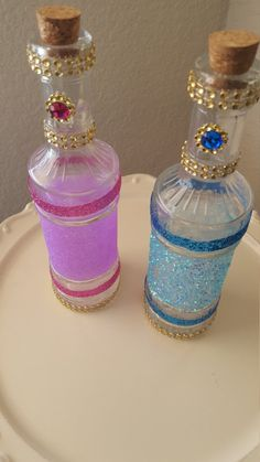 Shimmer and shine gene bottles girl by Juliescottagecrafts on Etsy