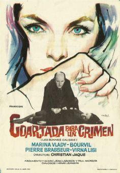 """Coartada para un crimen (1963) """"Les bonnes causes"""" de Christian-Jaque - tt0132892"""