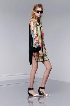 prabal gurung x target: nolita shirt dress.