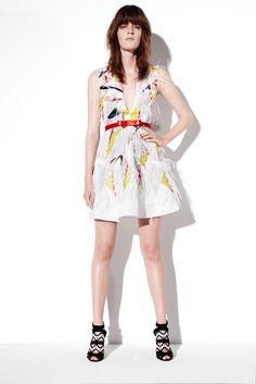 Prabal Gurung | Resort 2013 Collection | Vogue Runway