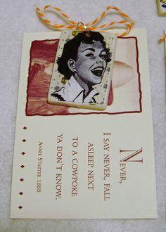 Vintage Lady Pendant