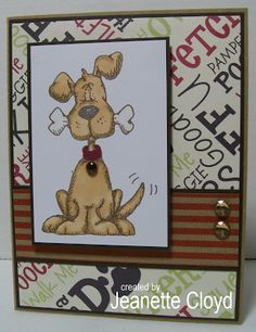 Cre8tive Play: It's Cheaper than Therapy: It's Harry the Dog!