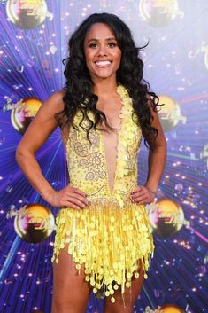 Strictly Come Dancing's Alex Scott disagrees that she has an advantage over her fellow contestants Bbc Strictly Come Dancing, Kate Green, Alex Scott, Dance Training, Supportive Friends, Have A Day, Professional Dancers, Bbc One, Children In Need