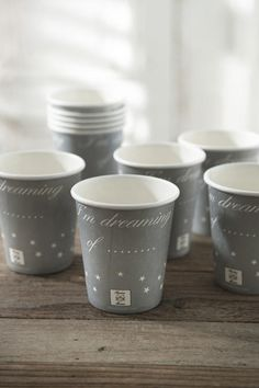 I'm Dreaming Of...Paper Cup 10pcs