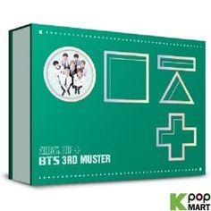 BTS - BTS 3RD MUSTER [ARMY.ZIP+] DVD (3 DISC)
