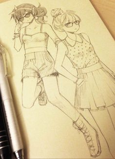 Cute anime fashion tootokki