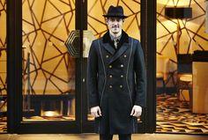 Quagalino's Uniform - London