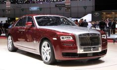 Hottest luxury cars of Geneva, 2014