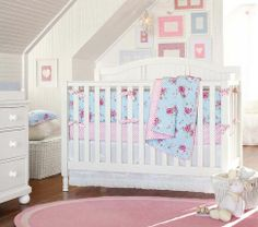 Savannah Nursery Bedding | Pottery Barn Kids