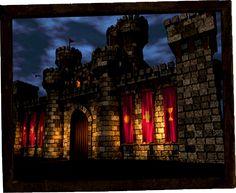 the castle room escape game
