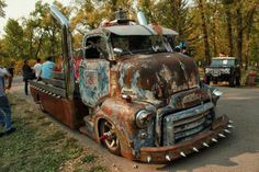 American Rat Rod Cars & Trucks For Sale: Are Rat Rods The Future Or The Enemy Of Hot Rodding?We don't think so!