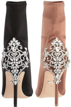 Badgley Mischka 'Meg' Ankle Boots