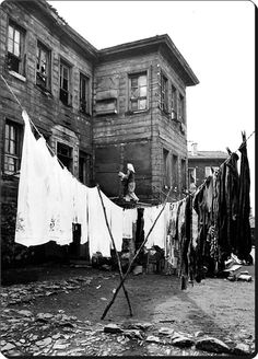 Zeyrek, 1968; Ara Güler