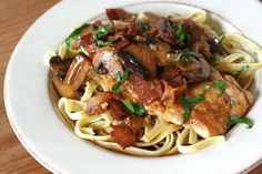 This has potential. We're still trying to find THE marsala recipe.   chicken marsala by annieseats, via Flickr