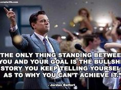 YES!!! People Are Sharing This 'Inspirational' Quote From The Wolf Of Wall Street's Jordan Belfort