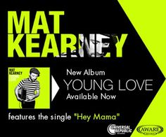 Mat Kearney... sooo good!