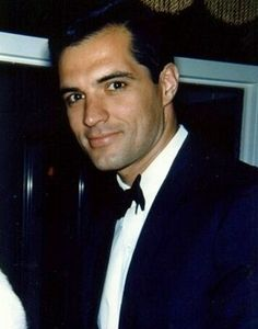 John Gavin, actor and later in life, U.S.  ambassador