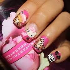 unghie leopardate - Cerca con Google###