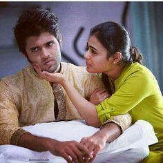 Vijay Devarakonda Girlfriend and Family Film Images, Actors Images, Hd Images, Love Couple Images, Couples Images, Movie Couples, Cute Couples, Lovers Images, Vijay Actor