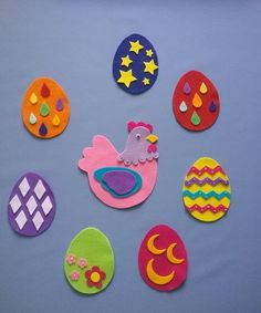 Hildy the Hen Felt Board Set PDF Pattern Easter No Sew Preschool Song Quiet Book Counting 5 Flannel Board Stories, Felt Board Stories, Felt Stories, Flannel Boards, Felt Board Patterns, Literacy And Numeracy, Sequencing Activities, Preschool Literacy, Literacy Activities