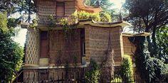 Casa Baldi vista da via Sirmione