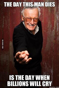 Rest In Peace Stan Lee, the true superhero of Marvel and many of the heroes we love and adore. Marvel Comics, Marvel Heroes, Marvel Avengers, Marvel Characters, Iron Man, Percy Jackson, Dc Memes, Star Wars, Fandoms