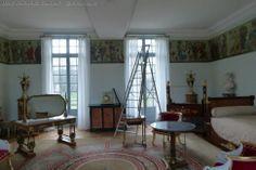 La salle de la frise - Musée national du château de Malmaison - (site officiel).