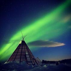 Location: Tornedalen, Sweden Credit: @magnussandstrom