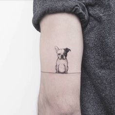 Former Cartoonist Creates Tiny Tattoos of Simply Adorable Characters and Scenes