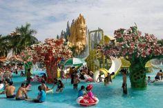 Suối Tiên Amusement Park is an amusement park in District 9, Hồ Chí Minh City, Vietnam.