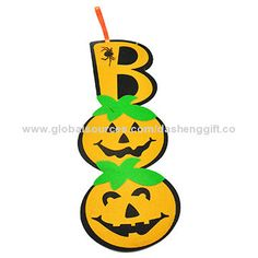 Boo Halloween Hanging Decoration, Suitable for Party/Halloween