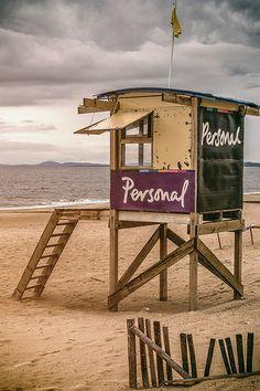 Punta de l'Este - Uruguay - Beach Tower | Flickr – Condivisione di foto!