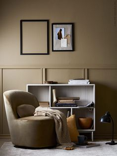 Elegant TDC: Four Beautiful Reading Nooks Styling By Pella Hedeby / Photography By  Ragnar Ómarsson